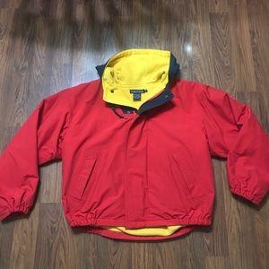Vintage 90s Team Nautica USA Sailing Jacket
